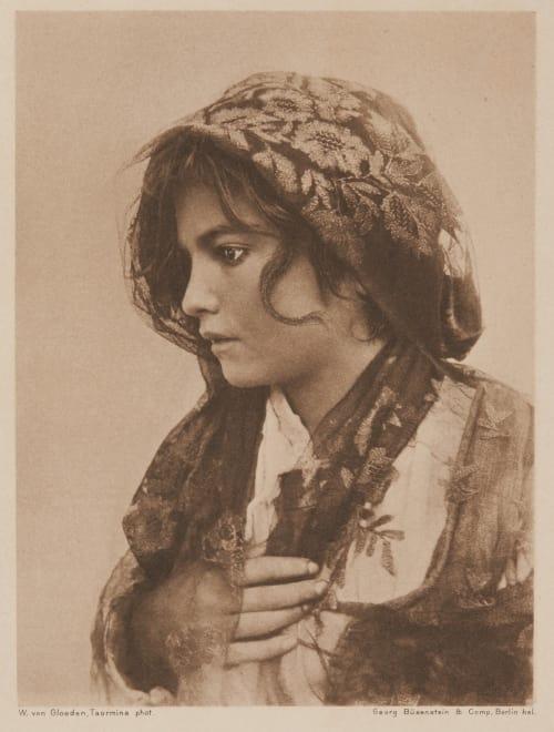 Angelina Gloeden, W. Von   (German, 1856-1931)