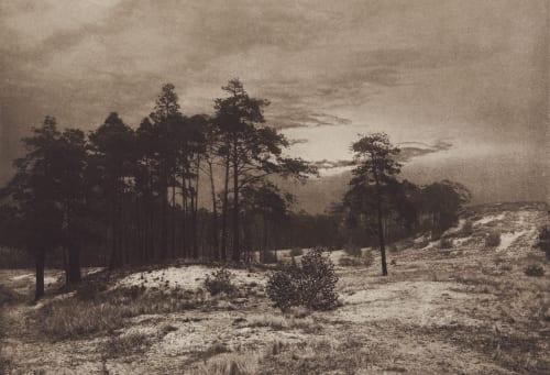 Märkische Heide Rau, Otto  (German, 1856-1934)