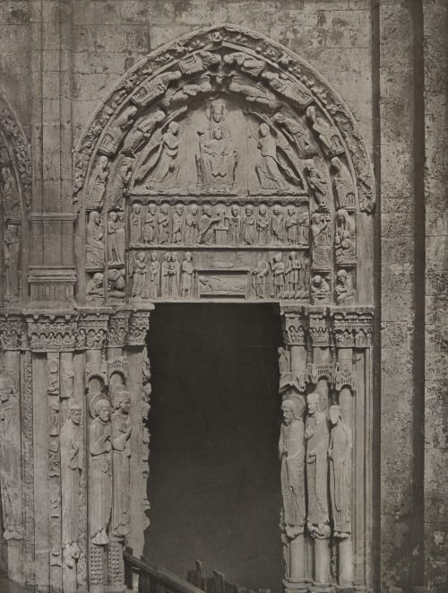 Cathédrale de Chartres Negre, Charles  (French, 1820-1880)