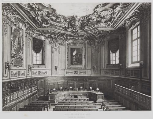 Faculté des Lettres (Pl. XXXIV) Nénot, Henri-Paul   (French, 1853-1934)