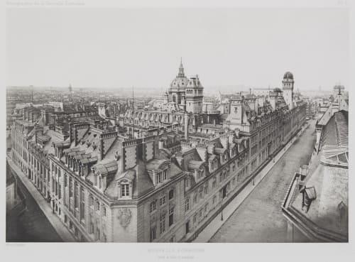 Nouvelle Sorbonne Nénot, Henri-Paul   (French, 1853-1934)