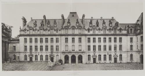 Nouvelle Sorbonne (Cour D'Honneur) Nénot, Henri-Paul   (French, 1853-1934)