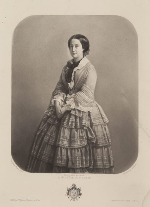 Empress Eugenie Mayer Frères 1805-1870  (b.French)