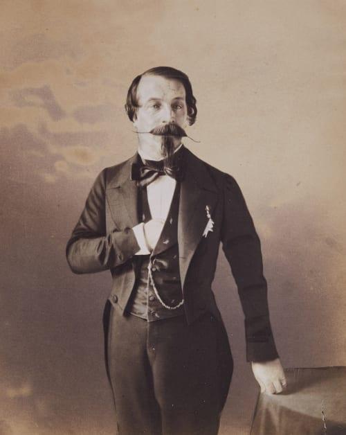 Napoléon III Mayer fréres  (French, 1841-1855)