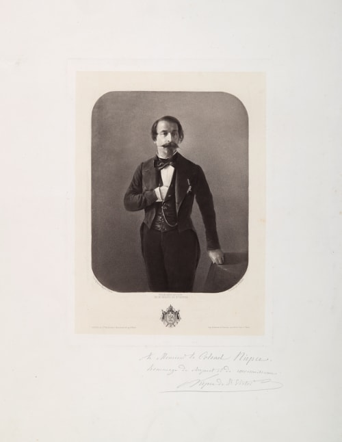 Napoleon III Mayer Frères 1805-1870  (b.French)