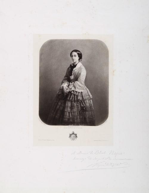 Empress Eugenie Mayer Frères 1805-1870  (b.French)