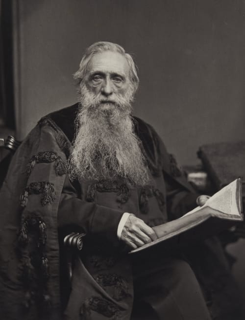 Thomas Barclay, D.D., Principal of the College and University Annan, Thomas  (Scottish, 1829-1887)