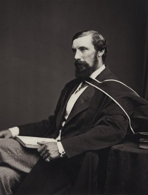 George G. Ramsay, M.A., Professor of Humanity Annan, Thomas  (Scottish, 1829-1887)