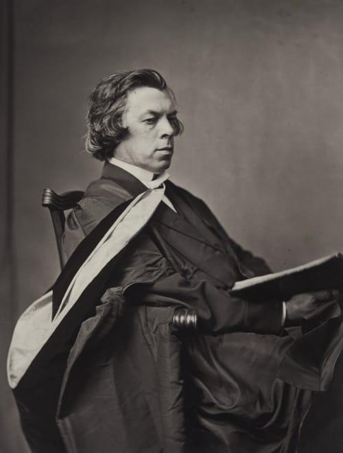 John Caird, D.D., Professor of Divinity Annan, Thomas  (Scottish, 1829-1887)