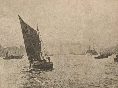 Marée montante Lintott, Bernard  (English, b.active 1890s)