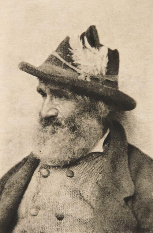 Un Tyrolien Watzek, Hans  (Austrian, 1848-1903)