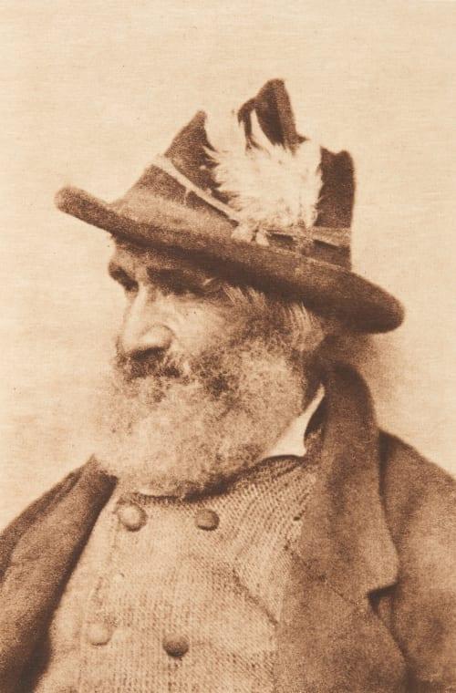Un Tyrolien (alt) Watzek, Hans  (Austrian, 1848-1903)
