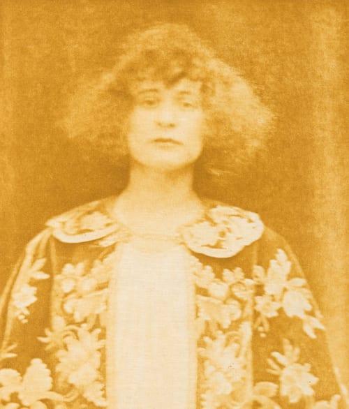 Portrait de M. Peters (alt) Calland, Eustace G.  (English, 1865-1959)