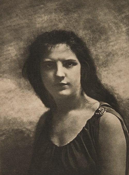 Téte d'étude: (style italien, XVIe siècle) Rothschild, Albert Baron von   (Austrian, 1844-1911)