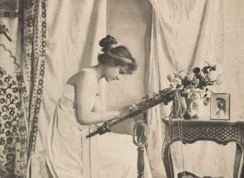 La Tapisserie (alt) Puyo, Constant  (French, 1857-1933)
