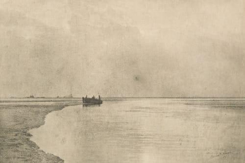 L'Abandonné Alfieri, Bernard  (British, 1860-1939)