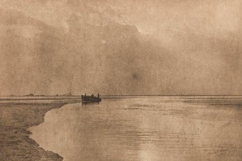 L'Abandonné (alt) Alfieri, Bernard  (British, 1860-1939)