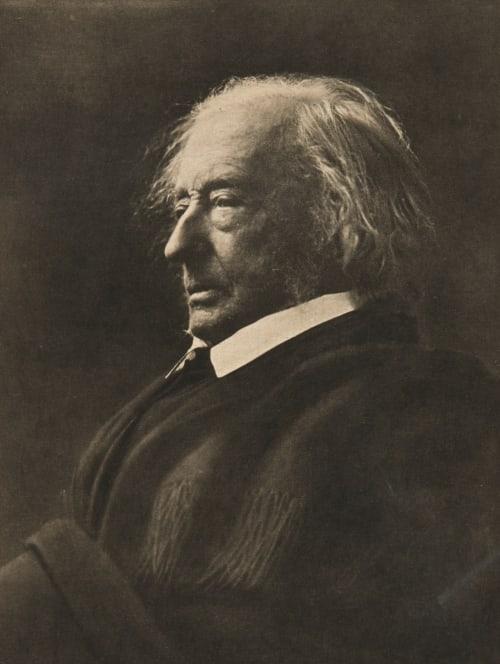 Portrait de M. le Professeur Blakie Crooke, William  (Scottish, 1832-1919)