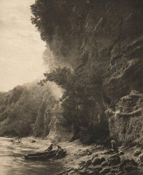 Les Troglodytes Boissonnas, Fred  (Swiss, 1858–1946)