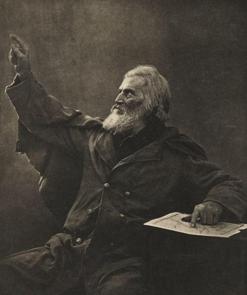 Le Récit d'un Ancien Moore, Clarence B,   (American, 1852-1936)