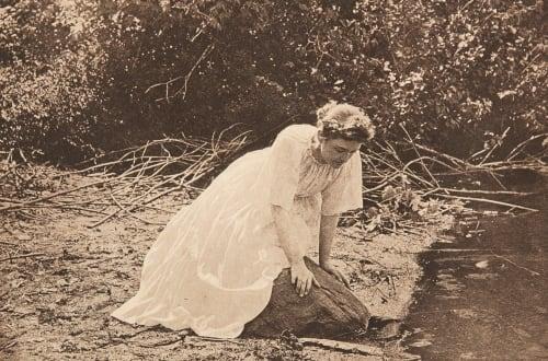 Miroir de l'Eau Clarkson, Emilie V.  (American, 1863-1946)