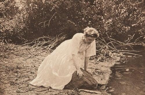 Miroir de l'Eau (alt) Clarkson, Emilie V.  (American, 1863-1946)