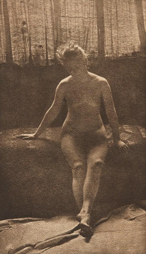 Étude de Femme (alt) Drains, Albert-Edouard  (French, 1855-1925)
