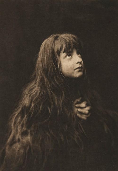 La Prière (alt) d'Assche, Comte  (French, b.Active 1890s)