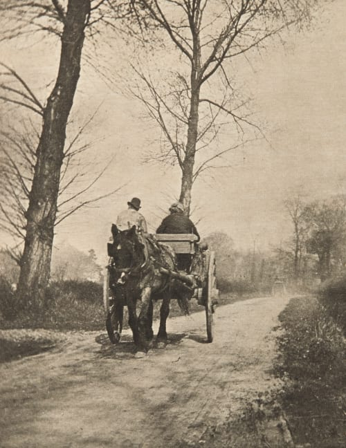 En route pour le Marché Dawes, W.  (English, b.active 1890s)