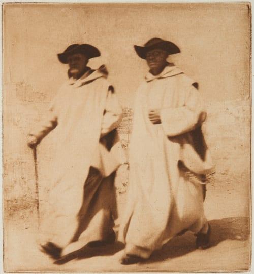 Les frères Blancs Annan, James Craig  (Scottish, 1864-1946)