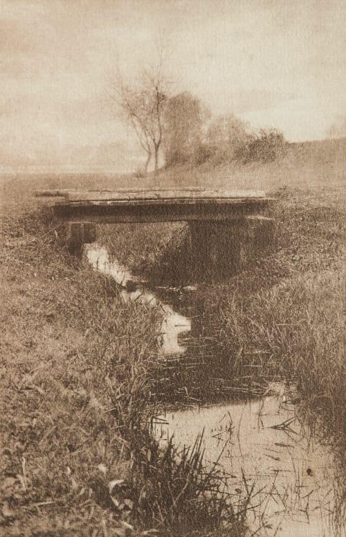 Le Pont Henneberg, Hugo  (Austrian, 1863-1918)