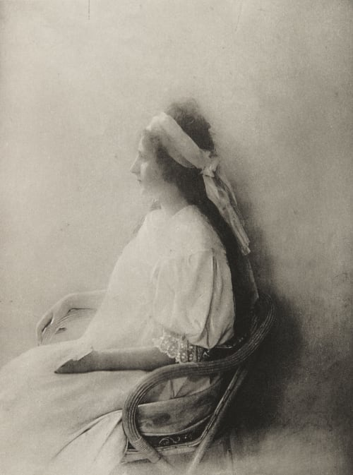 Portrait De Laudon, Baron O.  (Austrian, b.active 1890s)