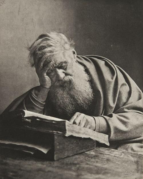 L'Étude Sacré, Edmond  (Belgian, b.active 1890s)