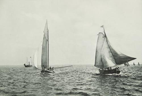 Marine Selb, Victor  (Belgian, b.active 1890s)
