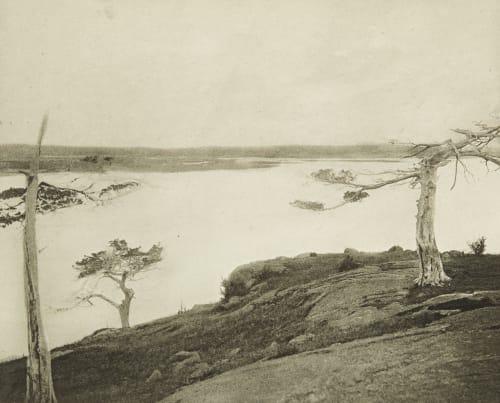 Paysage japonais Troth, Henry  (American, 1863-1948)