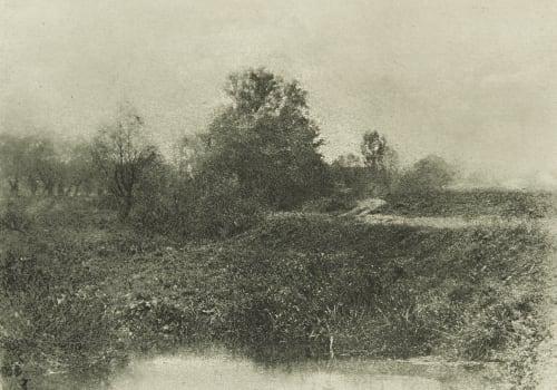 Soir d'automne Watzek, Hans  (Czech, 1848-1903)