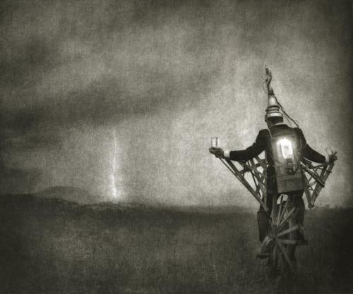 Edison's Light ParkeHarrison, Robert  (American, b.1968)