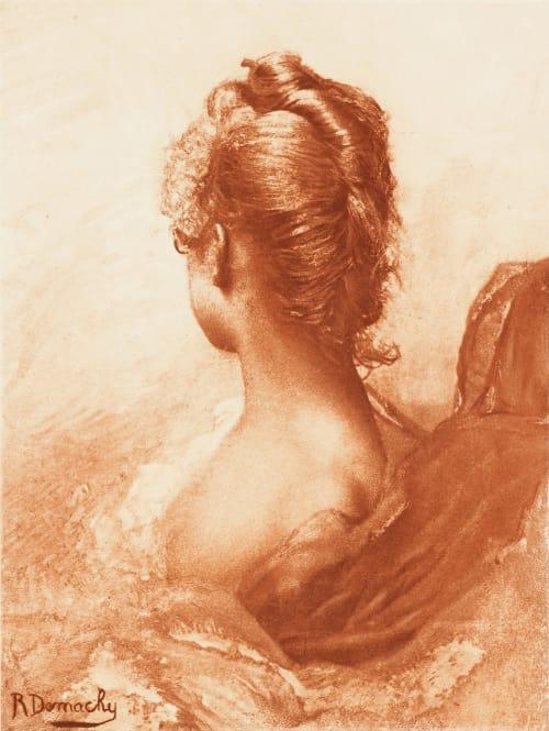 Étude Demachy, Robert  (French, 1859-1936)