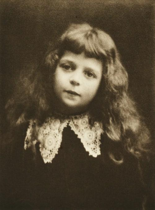 Portrait de mon petit Garcon Rothschild, Albert Baron von   (Vienna, 1844-1911)