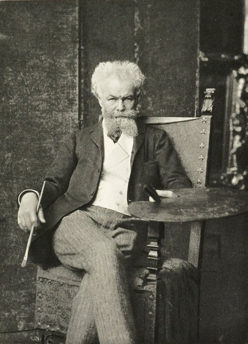 M. de Munckacsy Suze, A de