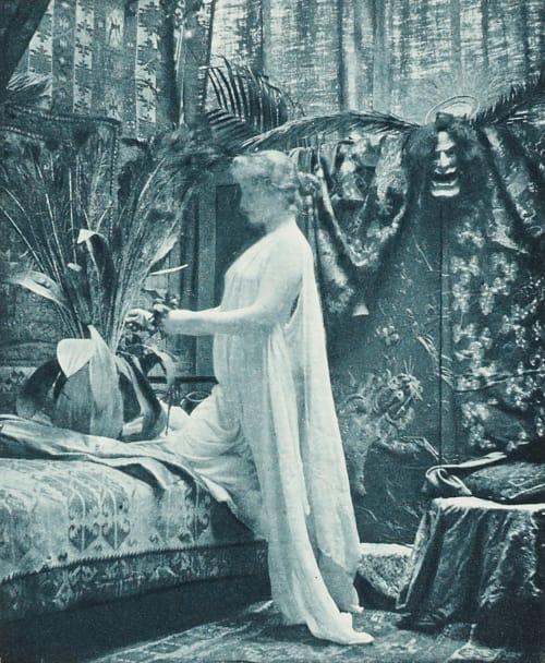 Le Bouquet Le Begue, Rene  (French, 1857-1914)