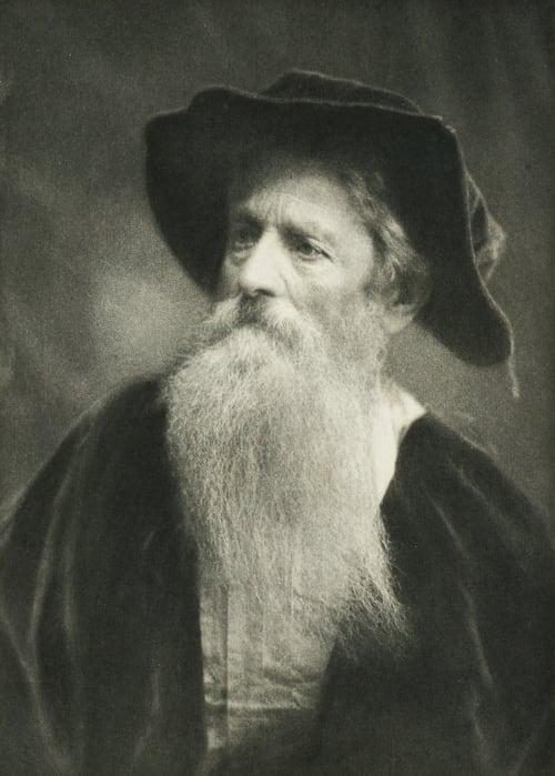 Portrait Hildesheimer, L.