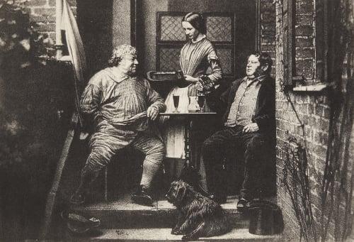 I Pays! Rejlander, Oscar G.  (British, 1834-1910)