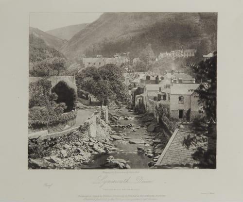 Lynmouth, Devon Walter Lebbin Colls  (British)