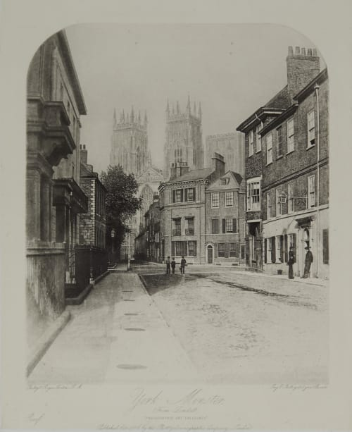 York Minster Fenton, Roger  (British, 1819-1869)