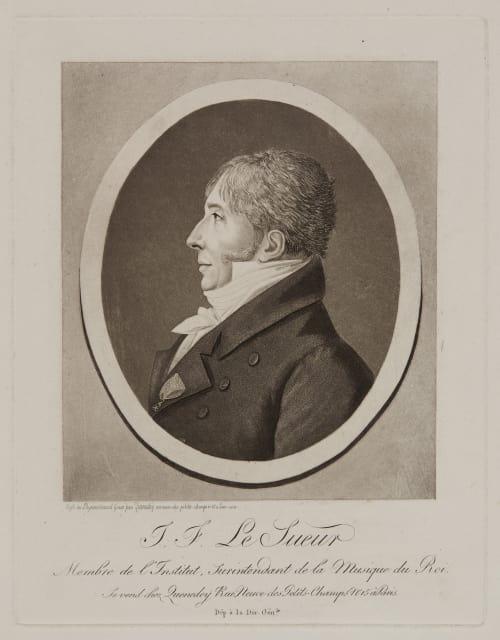 J.F. Le Sueur Quenedey, Edme  (French, 1756-1830)