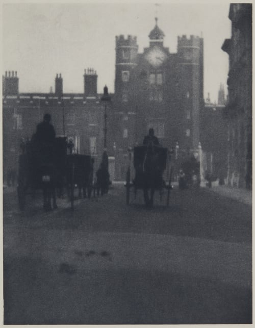 St. James's Place Coburn, Alvin Langdon  (American, 1882-1966)