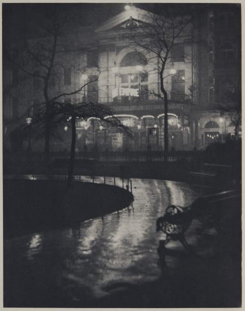 The Empire Theater Coburn, Alvin Langdon  (American, 1882-1966)