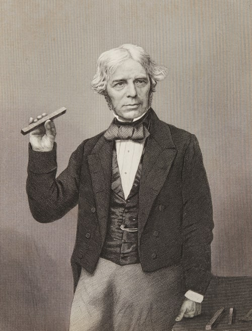 Michael Faraday Maull & Polyblank  (British)