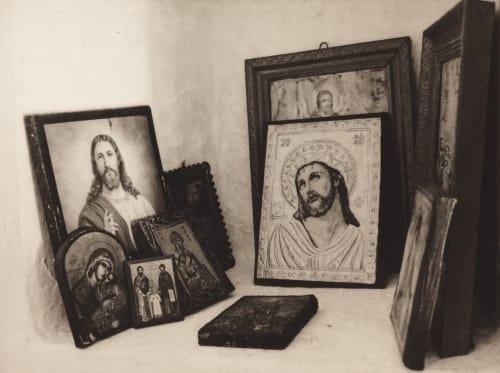 Church Icons, Crete, Greece Pulos, Cris  (American, b.1945)